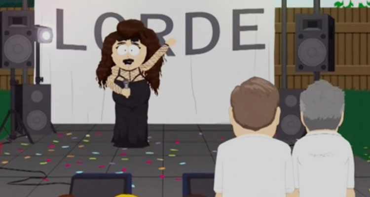 Randy Marsh Lorde