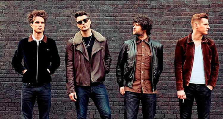 The Courteeners @ Southampton Guilldhall