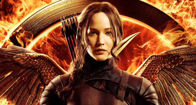 The Hunger Games - Mockingjay Part 1